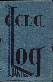 Page 1, 1930 Edition, Dana Middle School - Log Yearbook (San Pedro, CA) online yearbook collection