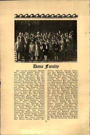 Page 12, 1930 Edition, Dana Middle School - Log Yearbook (San Pedro, CA) online yearbook collection