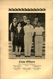Page 16, 1930 Edition, Dana Middle School - Log Yearbook (San Pedro, CA) online yearbook collection