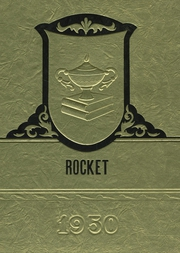 1950 Edition, Ramona High School - Rocket Yearbook (Ramona, SD)