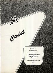 Page 5, 1959 Edition, Dakota Christian High School - Cadet Yearbook (New Holland, SD) online yearbook collection