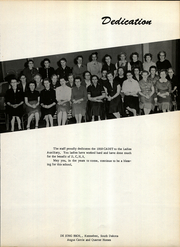 Page 7, 1959 Edition, Dakota Christian High School - Cadet Yearbook (New Holland, SD) online yearbook collection