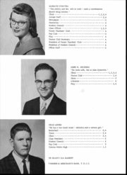 Page 14, 1960 Edition, Dakota Christian High School - Cadet Yearbook (New Holland, SD) online yearbook collection