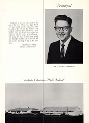 Page 7, 1962 Edition, Dakota Christian High School - Cadet Yearbook (New Holland, SD) online yearbook collection