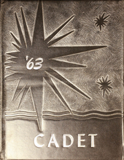 1963 Edition, Dakota Christian High School - Cadet Yearbook (New Holland, SD)