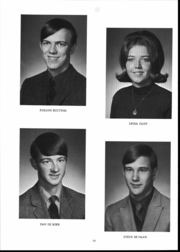 Page 17, 1971 Edition, Dakota Christian High School - Cadet Yearbook (New Holland, SD) online yearbook collection