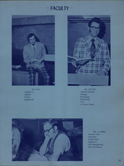 Page 15, 1973 Edition, Dakota Christian High School - Cadet Yearbook (New Holland, SD) online yearbook collection
