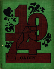 1974 Edition, Dakota Christian High School - Cadet Yearbook (New Holland, SD)