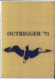 1971 Edition, Thurston Middle School - Outrigger Yearbook (Laguna Beach, CA)
