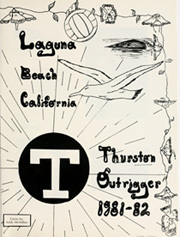 Page 5, 1982 Edition, Thurston Middle School - Outrigger Yearbook (Laguna Beach, CA) online yearbook collection