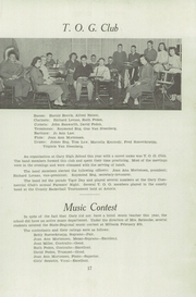 Page 23, 1950 Edition, Gary High School - Tiger Yearbook (Gary, SD) online yearbook collection