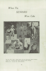 Page 25, 1950 Edition, Gary High School - Tiger Yearbook (Gary, SD) online yearbook collection