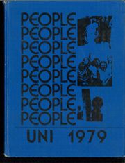 Page 1, 1979 Edition, University Heights Middle School - People Yearbook (Riverside, CA) online yearbook collection