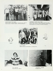 Page 10, 1979 Edition, University Heights Middle School - People Yearbook (Riverside, CA) online yearbook collection