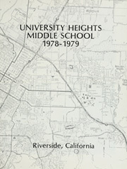 Page 5, 1979 Edition, University Heights Middle School - People Yearbook (Riverside, CA) online yearbook collection