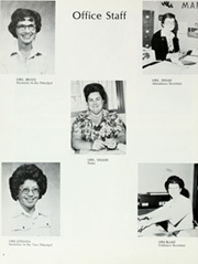 Page 8, 1979 Edition, University Heights Middle School - People Yearbook (Riverside, CA) online yearbook collection