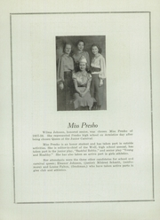 Page 10, 1938 Edition, Presho High School - Wolf Yearbook (Presho, SD) online yearbook collection