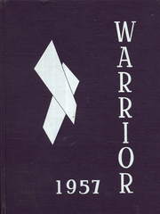 1957 Edition, Onida High School - Warrior Yearbook (Onida, SD)