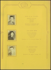 Page 11, 1937 Edition, Agar High School - Hi Pointer Yearbook (Agar, SD) online yearbook collection