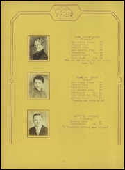 Page 16, 1937 Edition, Agar High School - Hi Pointer Yearbook (Agar, SD) online yearbook collection