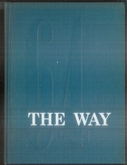 1964 Edition, Riverside Christian Day Middle School - The Way Yearbook (Riverside, CA)