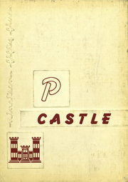 1955 Edition, Pickstown High School - Castle Yearbook (Pickstown, SD)