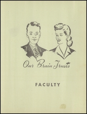 Page 11, 1946 Edition, Blunt High School - Monarch Yearbook (Blunt, SD) online yearbook collection