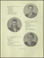 Page 13, 1946 Edition, Blunt High School - Monarch Yearbook (Blunt, SD) online yearbook collection