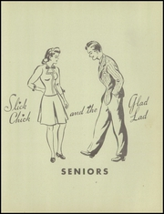 Page 15, 1946 Edition, Blunt High School - Monarch Yearbook (Blunt, SD) online yearbook collection