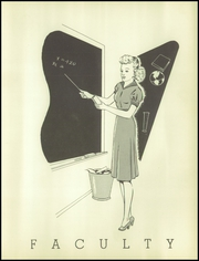 Page 11, 1947 Edition, Blunt High School - Monarch Yearbook (Blunt, SD) online yearbook collection