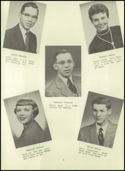 Page 12, 1955 Edition, Columbia High School - Comet Yearbook (Columbia, SD) online yearbook collection
