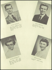 Page 13, 1955 Edition, Columbia High School - Comet Yearbook (Columbia, SD) online yearbook collection