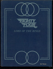 1984 Edition, Jurupa Middle School - Lord of the Rings Yearbook (Riverside, CA)
