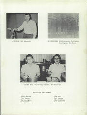 Page 11, 1959 Edition, Franklin High School - Flyer Yearbook (Madison, SD) online yearbook collection