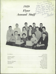 Page 5, 1959 Edition, Franklin High School - Flyer Yearbook (Madison, SD) online yearbook collection