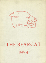 1954 Edition, Vivian High School - Bearcat Yearbook (Vivian, SD)