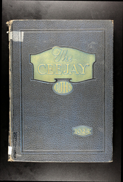 1925 Edition, Central Middle School - Ceejay Yearbook (Kansas City, MO)