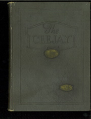 1926 Edition, Central Middle School - Ceejay Yearbook (Kansas City, MO)