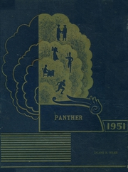 Page 1, 1951 Edition, Peever High School - Panther Yearbook (Peever, SD) online yearbook collection