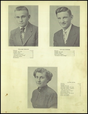 Page 11, 1951 Edition, Peever High School - Panther Yearbook (Peever, SD) online yearbook collection
