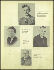 Page 7, 1951 Edition, Peever High School - Panther Yearbook (Peever, SD) online yearbook collection