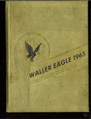 1965 Edition, Dewitt Waller Junior High School - Golden Eagle Yearbook (Enid, OK)