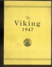 1947 Edition, Wallace High School - Viking Yearbook (Wallace, SD)