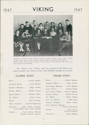 Page 13, 1947 Edition, Wallace High School - Viking Yearbook (Wallace, SD) online yearbook collection