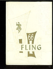 1966 Edition, Highland Junior High School - Fling Yearbook (Highland, CA)