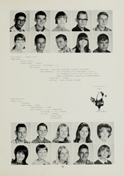 Page 39, 1966 Edition, Highland Junior High School - Fling Yearbook (Highland, CA) online yearbook collection
