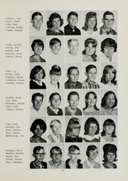 Page 45, 1966 Edition, Highland Junior High School - Fling Yearbook (Highland, CA) online yearbook collection