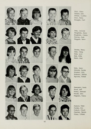 Page 46, 1966 Edition, Highland Junior High School - Fling Yearbook (Highland, CA) online yearbook collection