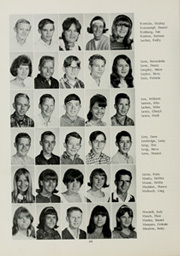Page 50, 1966 Edition, Highland Junior High School - Fling Yearbook (Highland, CA) online yearbook collection