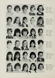 Page 52, 1966 Edition, Highland Junior High School - Fling Yearbook (Highland, CA) online yearbook collection